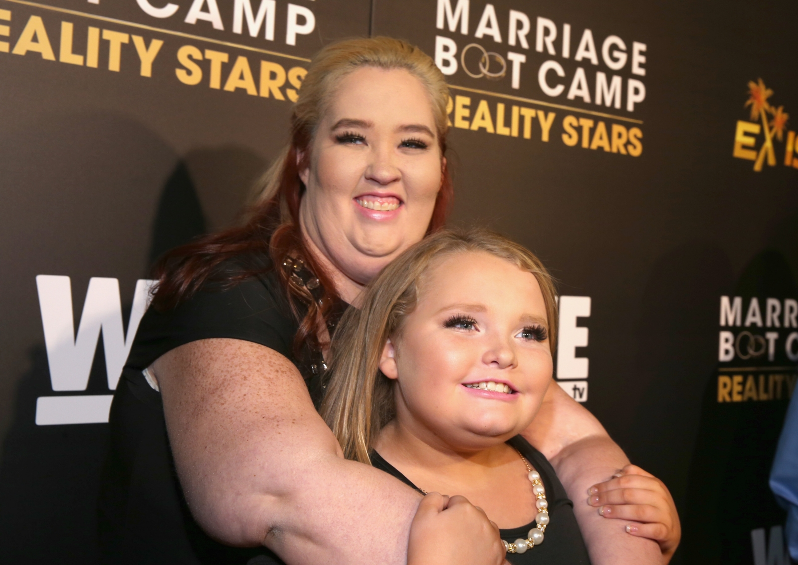 Mama June and Honey Boo Boo