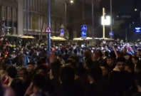 Turkish minister expelled from Rotterdam as police disperse protesters in Netherlands