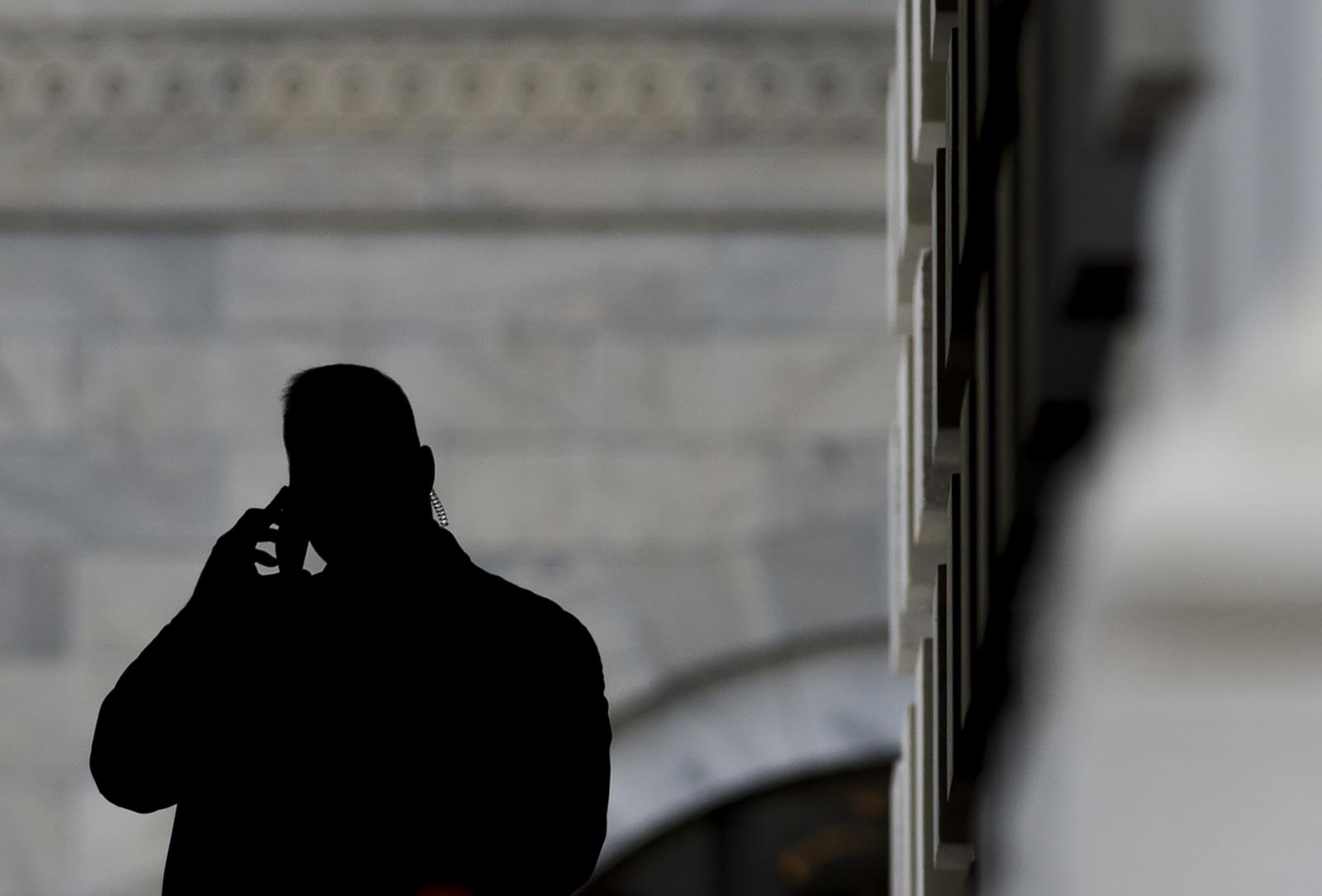 US Secret Service officials