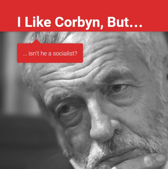 I Like Corbyn, But...