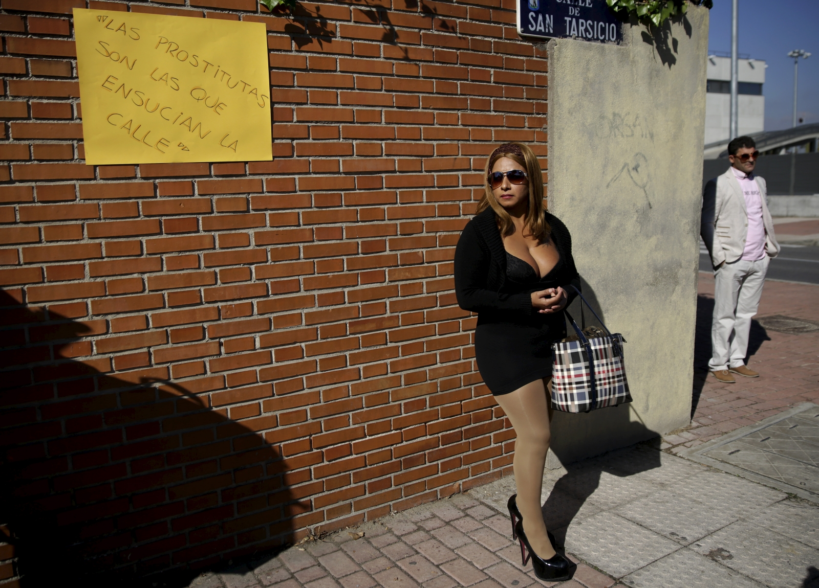 Проститутки мадрида проститутки фетиш тюмень