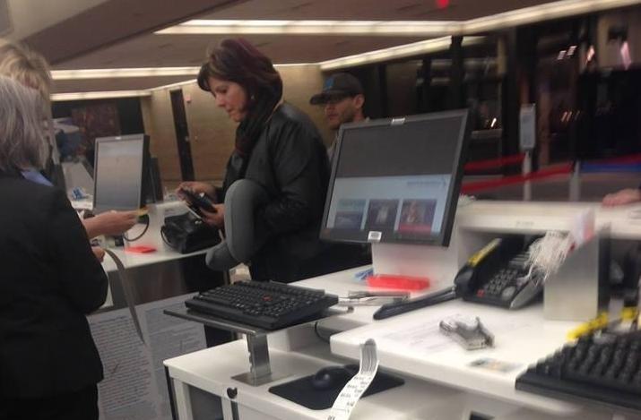Good Samaritan buys plane ticket for stranger