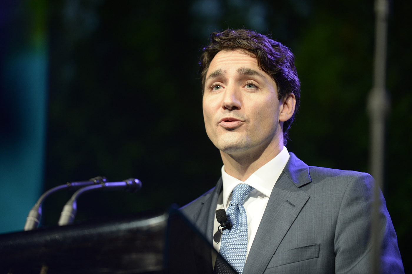Canada PM Trudeau addresses CERAWeek 2017