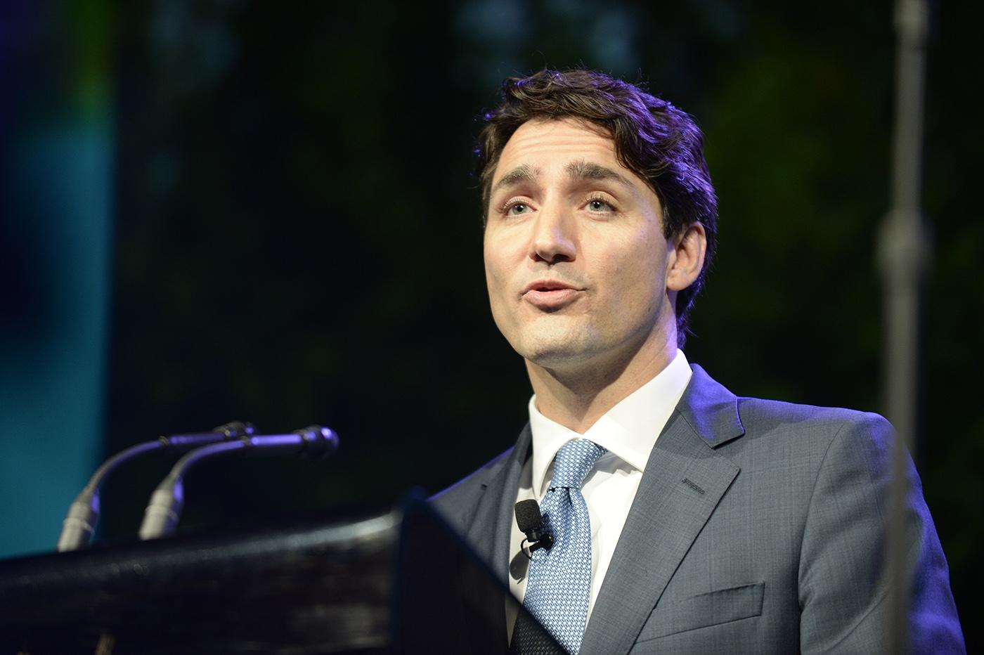 Canada PM Trudeau addresses CERAWeek 2017