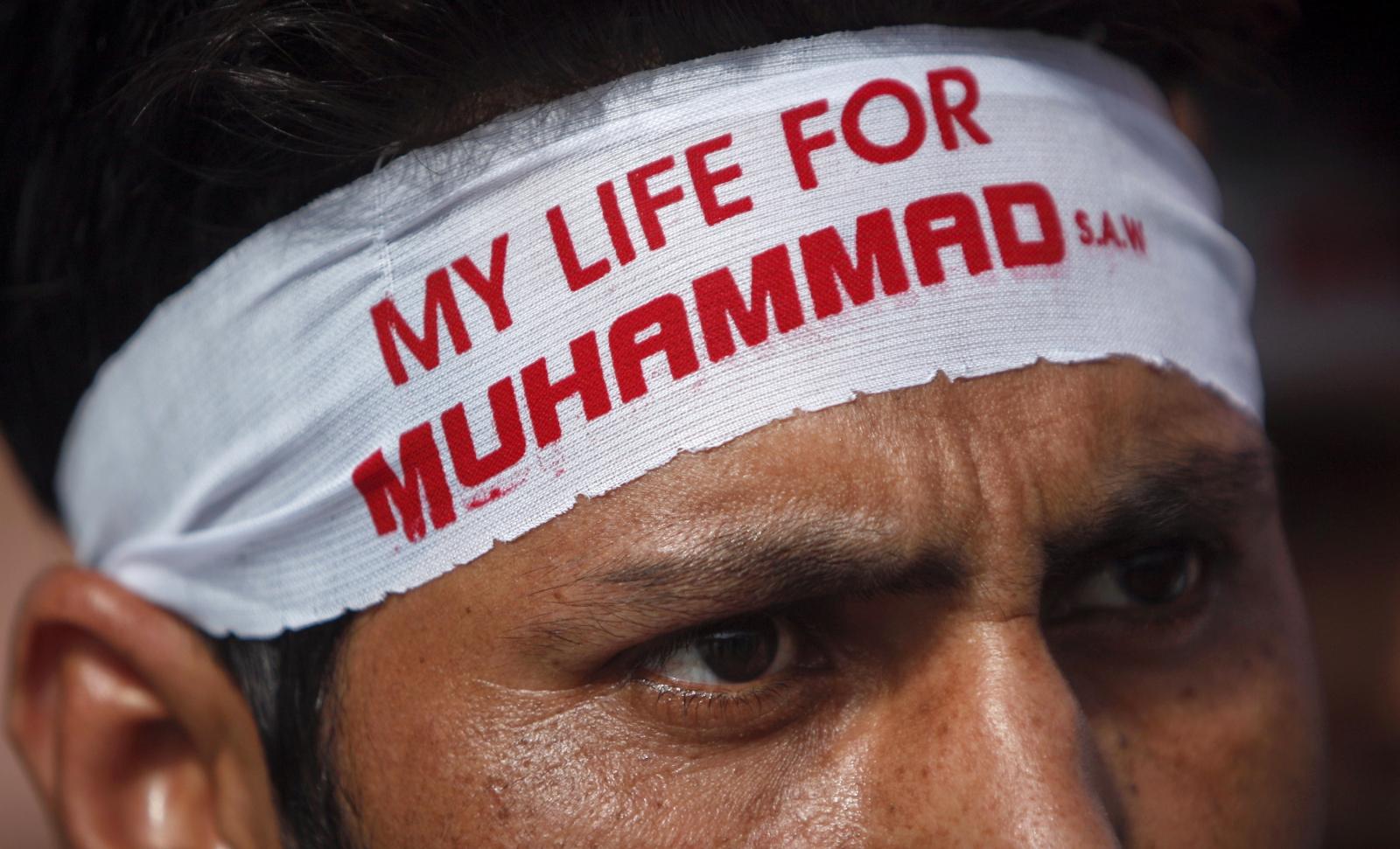Pakistan blasphemy Facebook