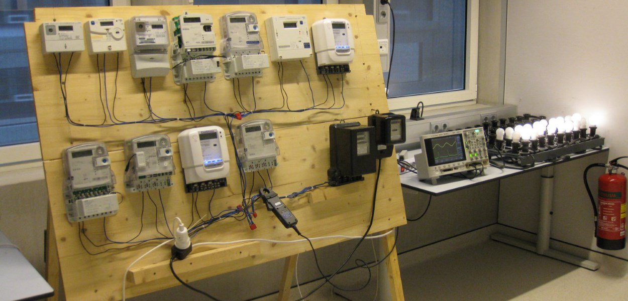 Smart meters tested in Dutch laboratory experiments