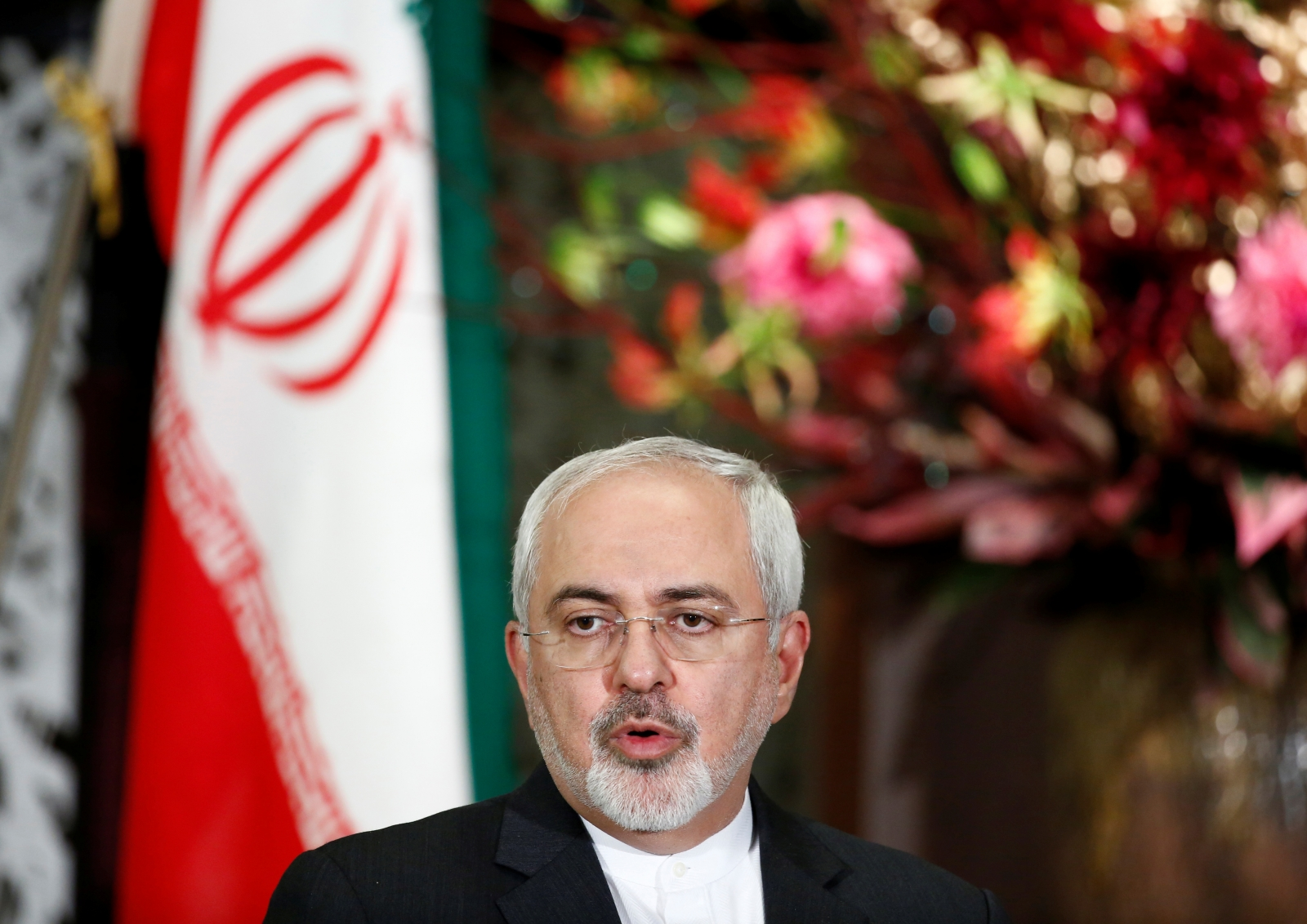 Iran 'saved the Jews three times' fumes foreign minister in face of Netanyahu 'bigoted lies'