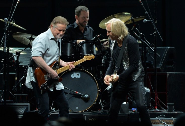 The Eagles to earn £4m from first live reunion shows after Glenn