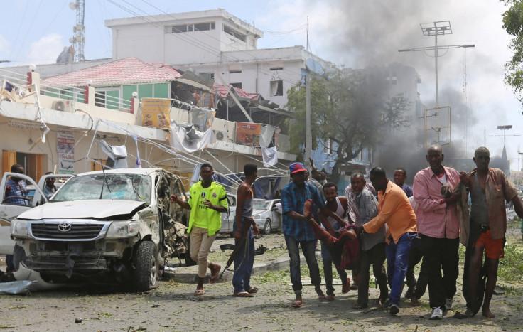 Mogadishu bomb somalia