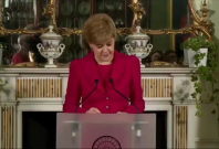Nicola Sturgeon sets out plan for Scotland amid Brexit negotiations