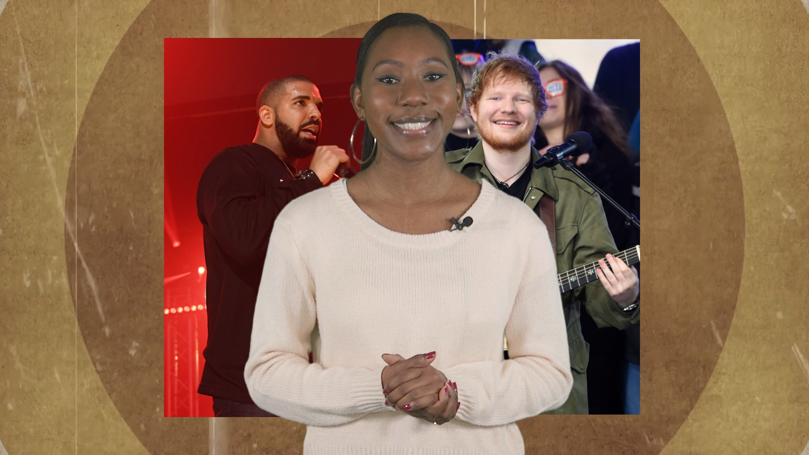 Music Minute: Ed Sheeran dominates UK charts, Drake to release new album