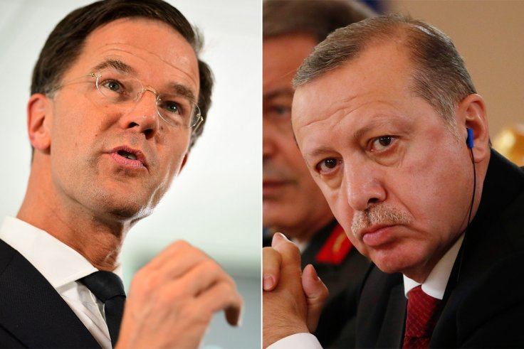 Netherlands Turkey relations