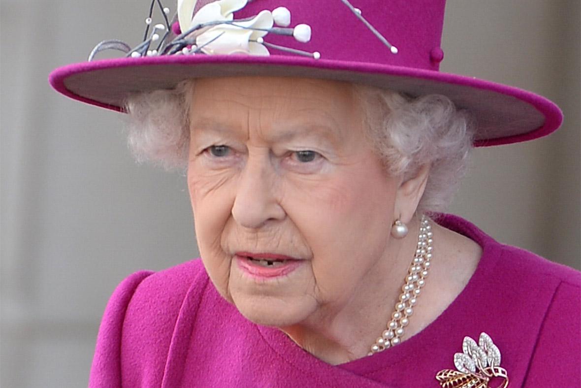 Queen's Baton Rally