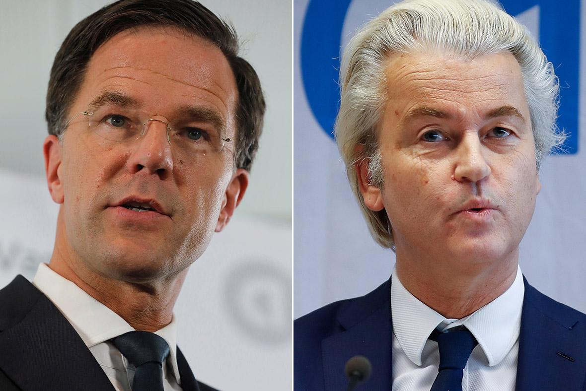 Dutch elections 2017