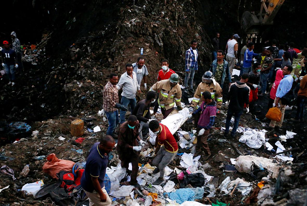 Koshe garbage dump