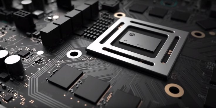 Xbox Project Scorpio spec report: Console to feature 4K
