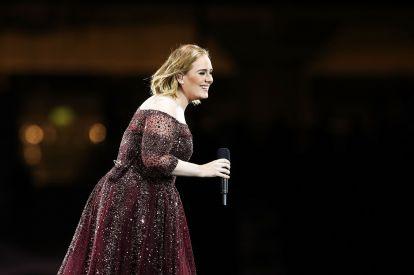 Adele in Sydney