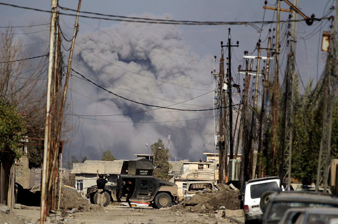 Mosul plight of civilians