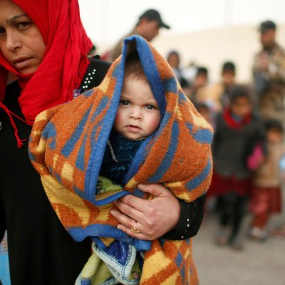 Mosul plight of civilians