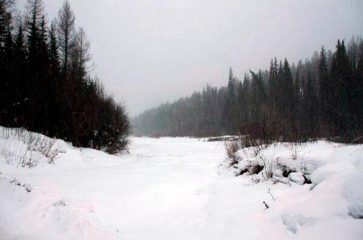 Siberian snow