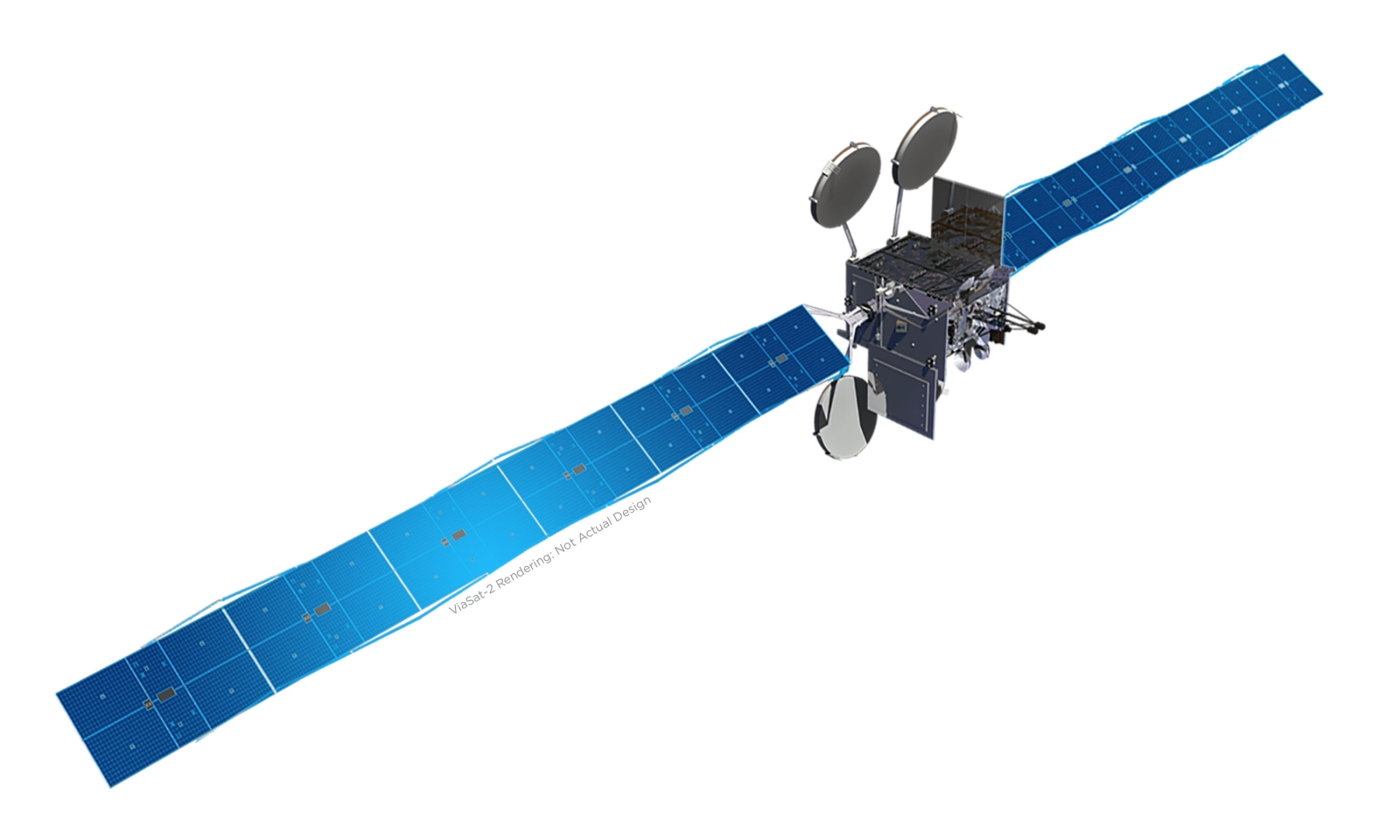 ViaSat-2 satellite