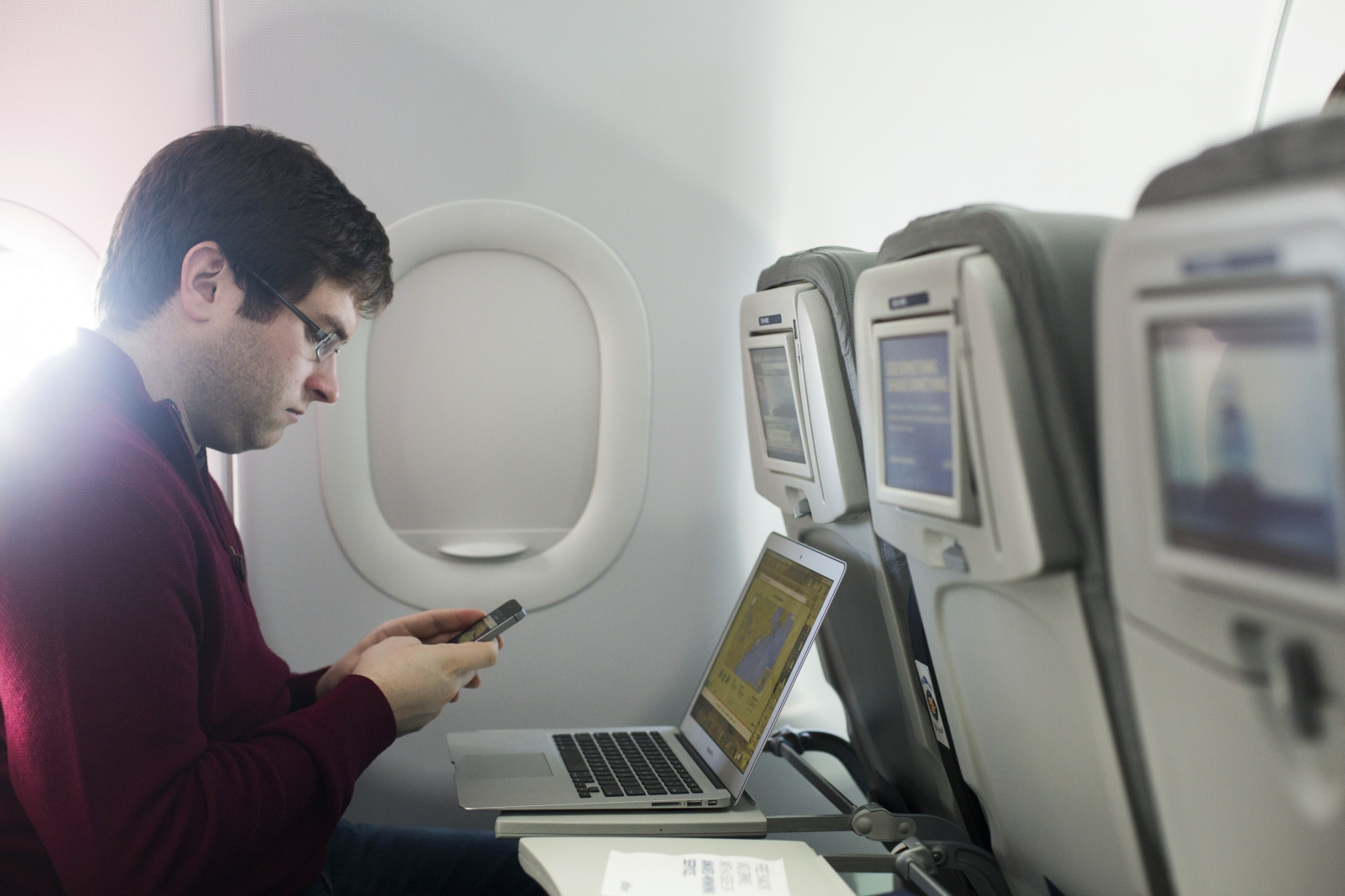 Airplane Wifi