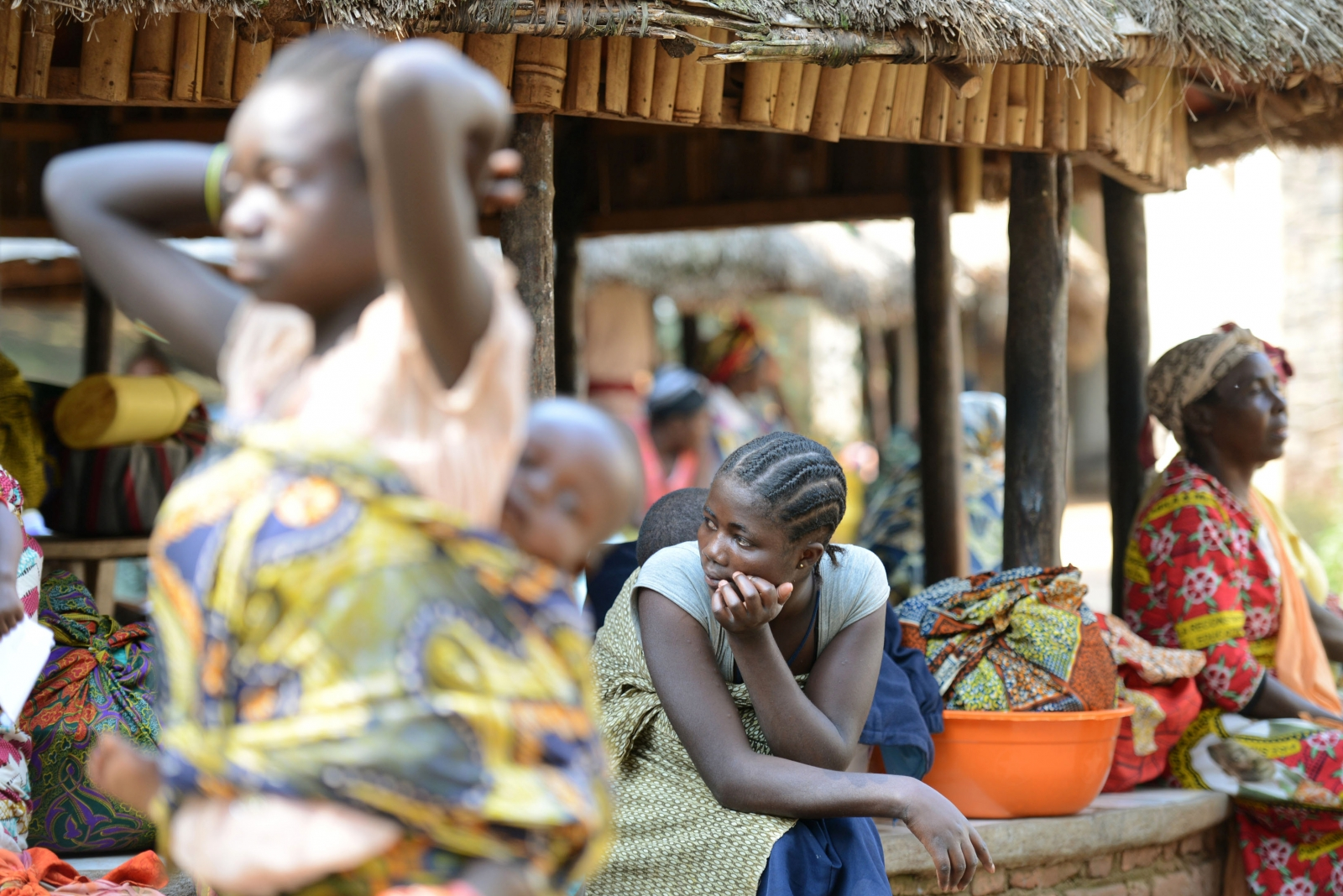 Congolese women