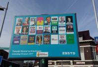 Dutch election billboard