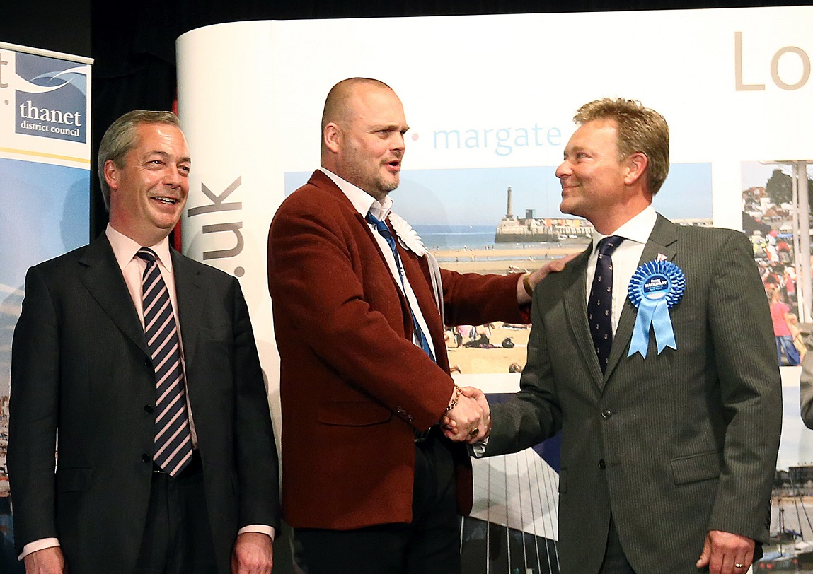 MP Craig Mackinlay quizzed over election expenses