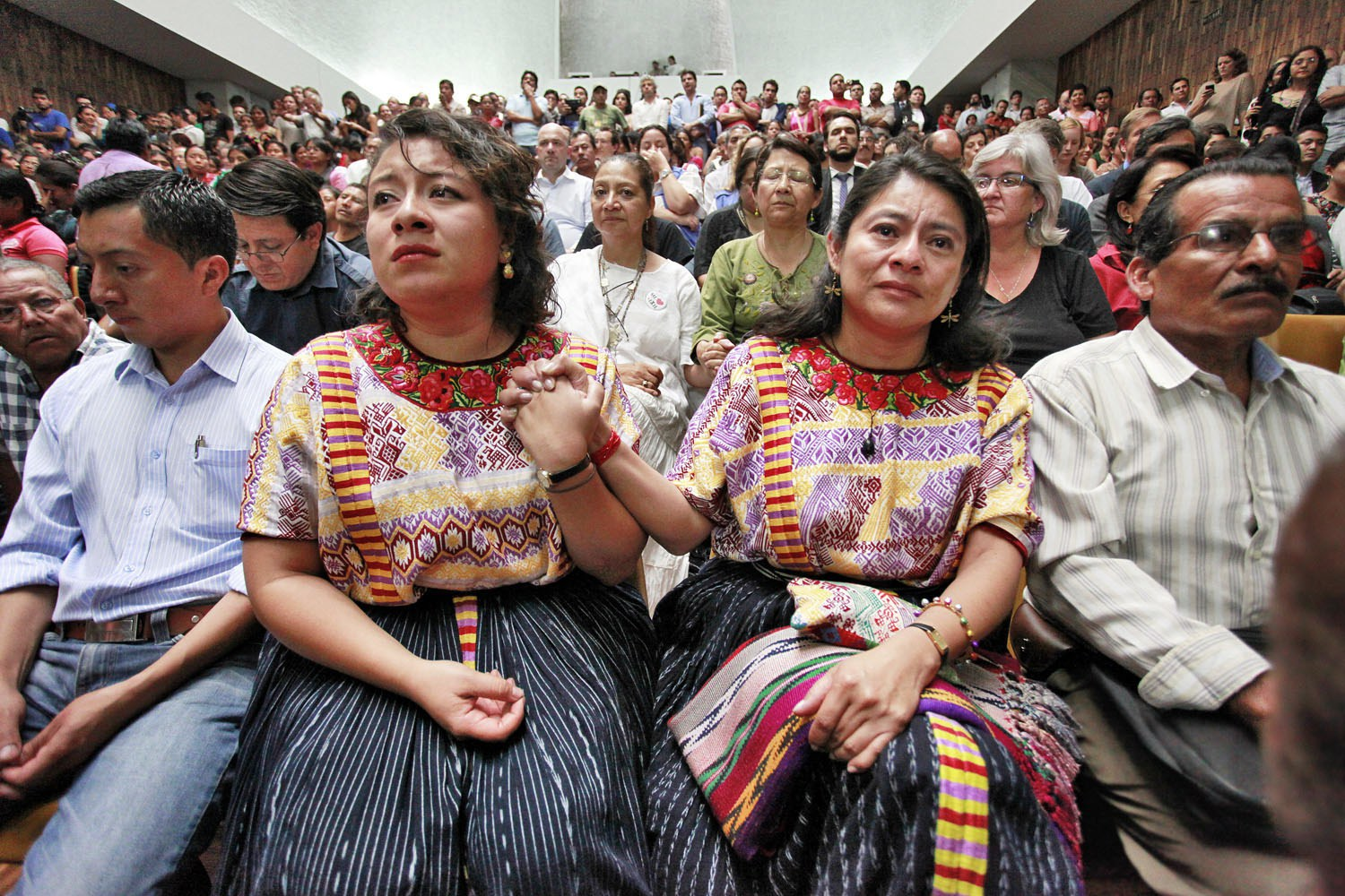 Documentary film 500 Years traces the genocide of Mayan people in Guatemala