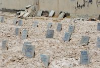 Isis mass grave