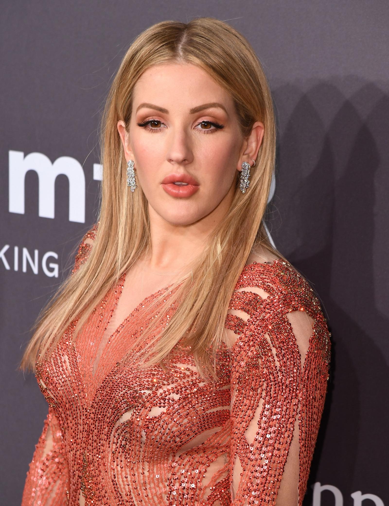 Ellie Goulding Battled Mental Health Problems After