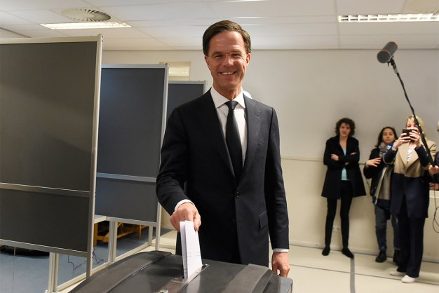 Dutch elections 2017