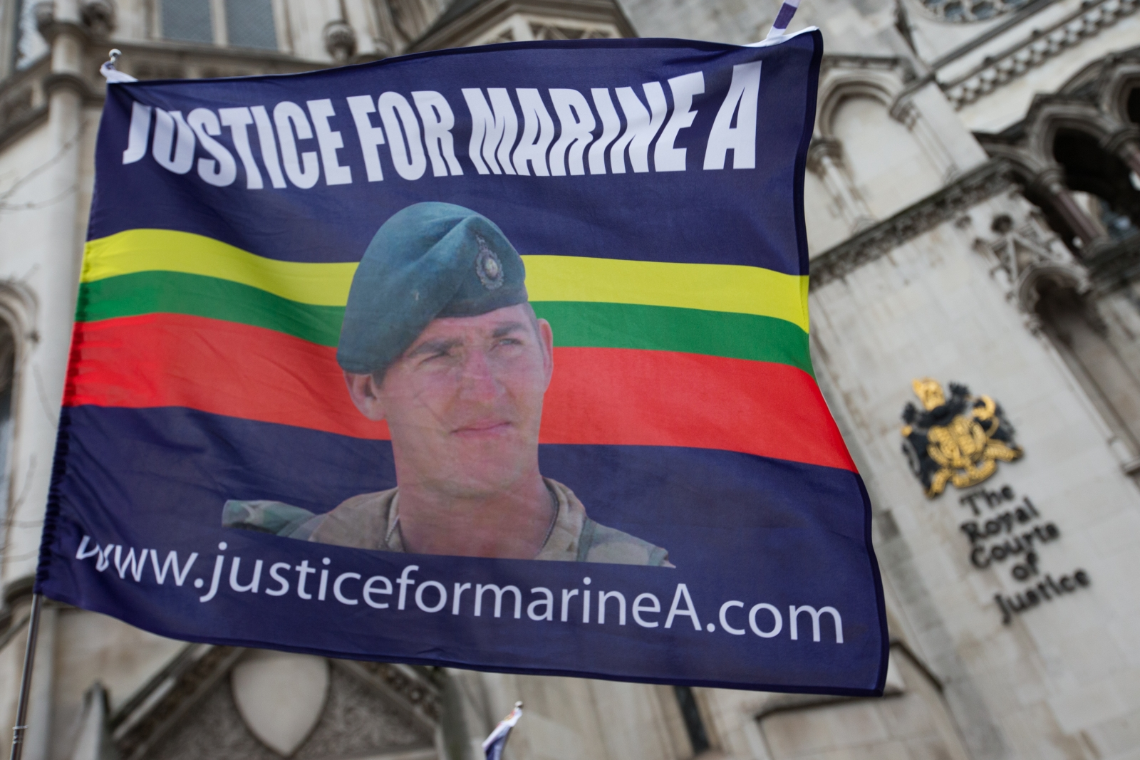 United Kingdom soldier wins appeal of Taliban war crime conviction