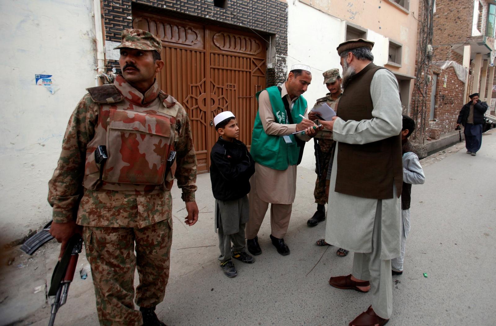Pakistan population census