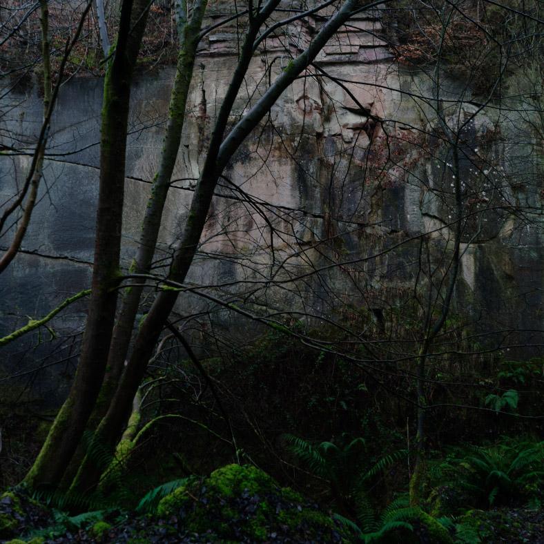 Flneur in an Ancient Landscape