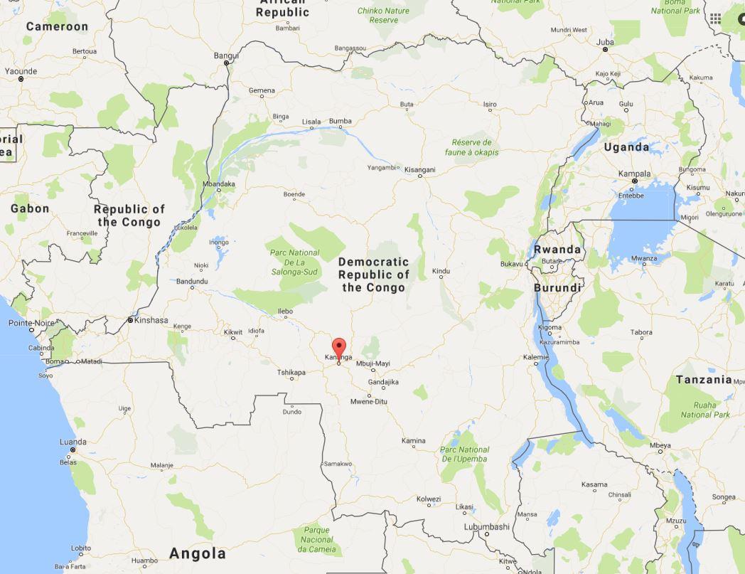 Kananga in North Kivu