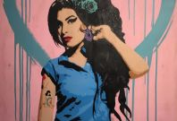 Amy Winehouse exhibition