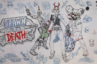 Drawn to Death PS4