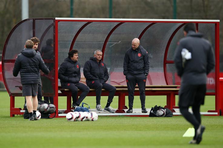 Jose Mourinho-Carlos Lalin