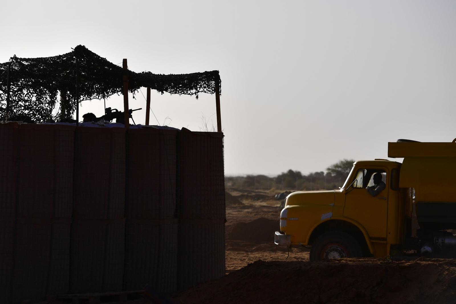 Islmalists in Mali