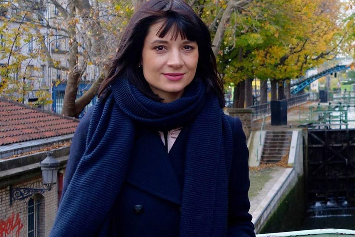 Nadine Borau