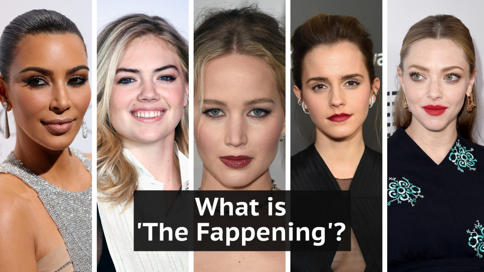 What is the Fappening?