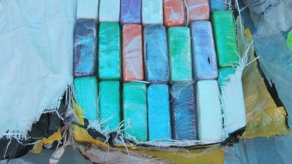 Three face jail for attempting to smuggle cocaine into UK
