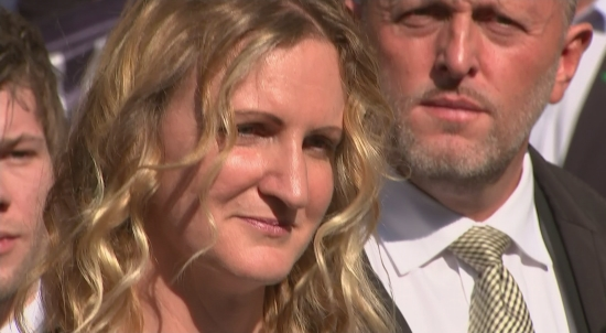 WIFE OF 'MARINE A' WELCOMES APPEAL COURT RULING