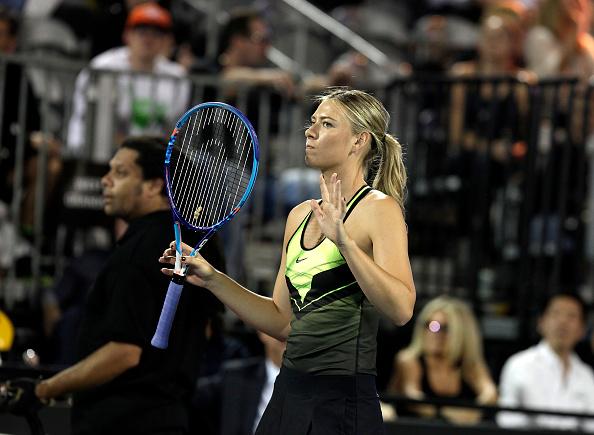 Maria Sharapova: Doping ban has tarnished reputation