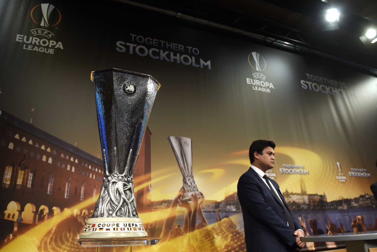 Europa League: Europa League Draw: Manchester United To Face Anderlecht
