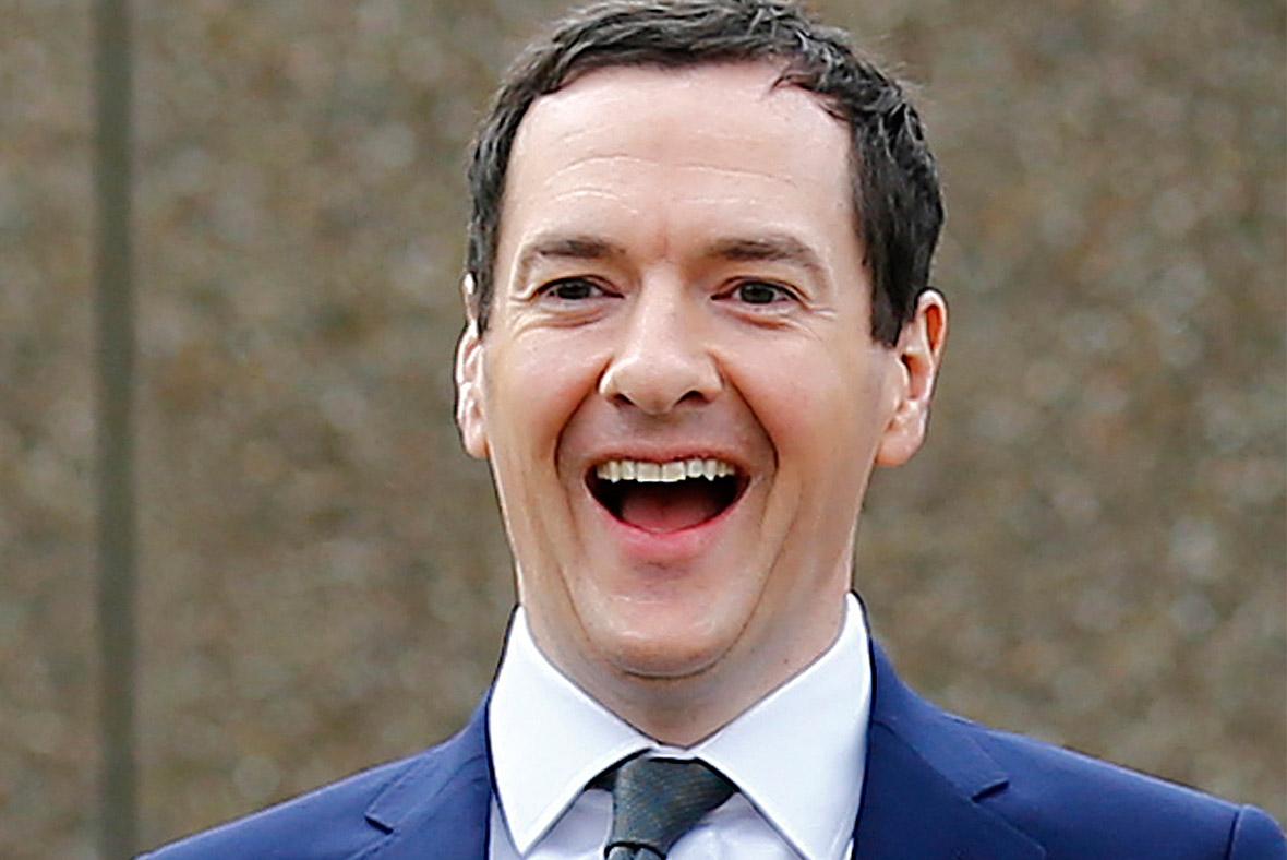 George Osborne