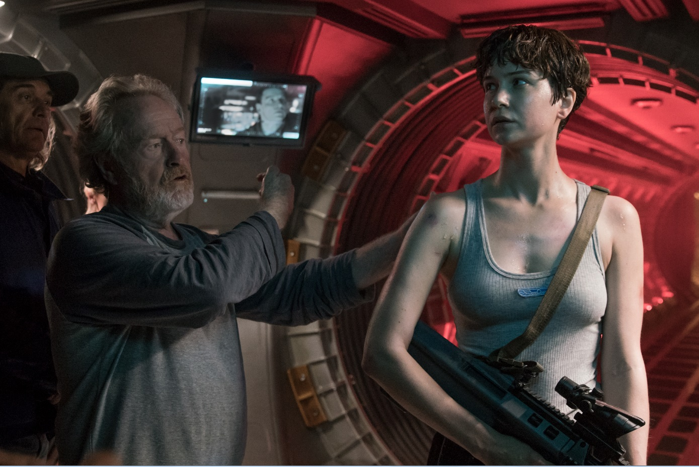 Ridley Scott Says ALIEN: AWAKENING Is Up Next