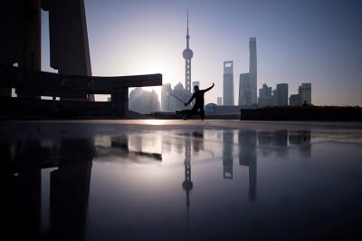 Tai Chi in Shanghai